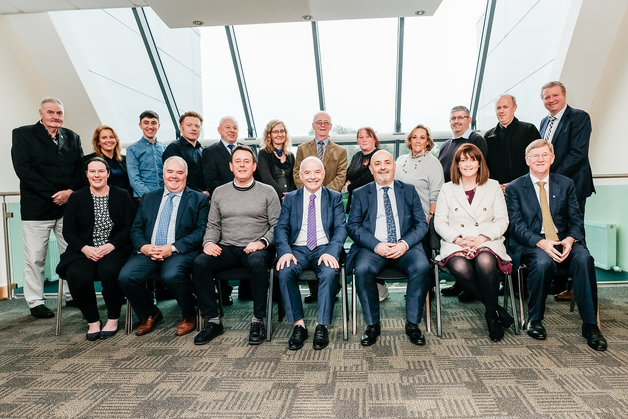 New LWETB Board 2019/2024