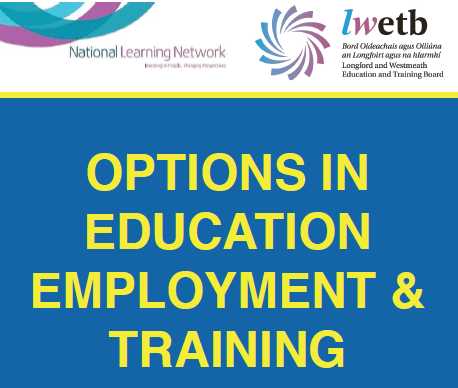 Event – Options in Education, Employment & Training
