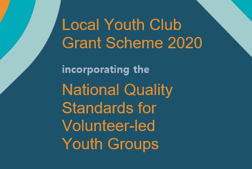 Important Update for Local Youth Club Grant Scheme 2020 Applications
